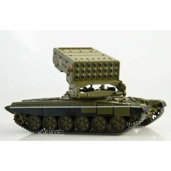 Russian Tank T-90 TOS-1A
