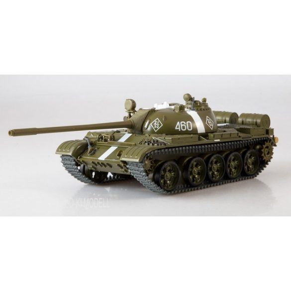 Russian Tank T-55
