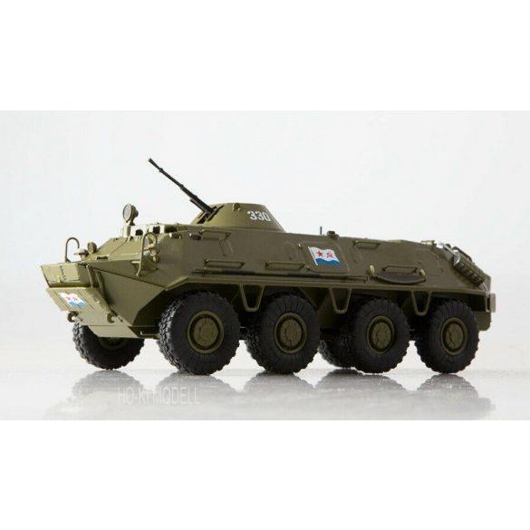 Russian Tank BTR-60PB