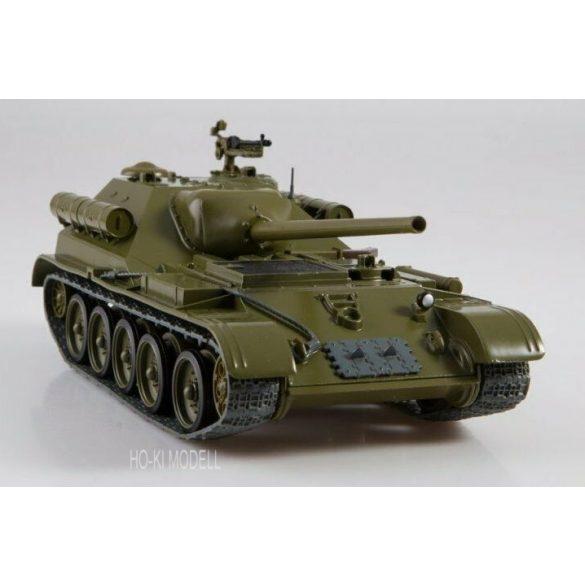 Russian Tank SU-101 Rohamlöveg