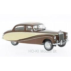 Oxford EMP001 Rolls Royce Silver Cloud Hooper Empress, braun/beige