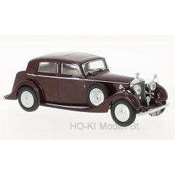 Oxford R25001 Rolls Royce 25/30 Thrupp & Maberly, sötét piros