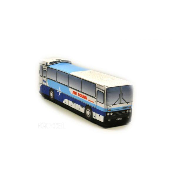 """Plüss Ikarus 250 Autóbusz """"Malév"""""""