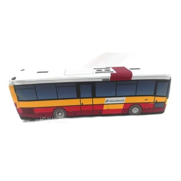 Plüss Ikarus E95 Volánbusz Autóbusz
