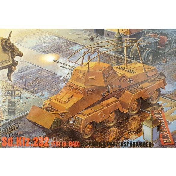 Roden 704  Sd.Kfz. 232 Schwerer Panzerspähwagen