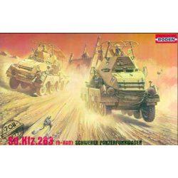 Roden 708  Sd.Kfz. 263 (8-Rad) Schwerer Panzerfunkwagen
