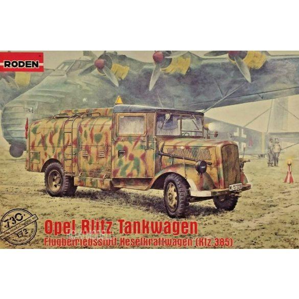 Roden 730 Opel Blitz Tankwagen Kfz.385 Flugbetriebsstoff Keselkraftwagen