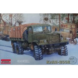 Roden 805  USSR KRAZ-255B Soviet military truck 1967