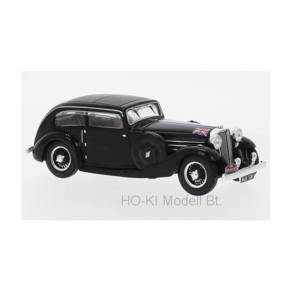 "Ixo RAC275 Jaguar SS1 Airline Coupe ""No.99, Rallye Monte Carlo, Sydney H. Light"" - 1935"