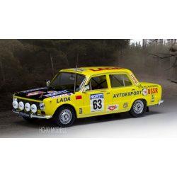 Ixo RAC297 Lada 1300  S.Brundza/A.Zvingevich 1000 Lakes Rallye 1975 #63