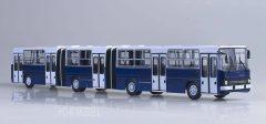 Sovetskij Avtobus Ikarus 293 Dupla Csuklós Autóbusz BKV
