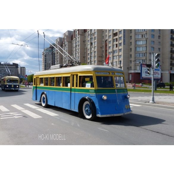 Sovetskij Avtobus YATB-1 Trolibusz