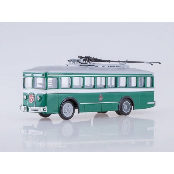 Sovetskij Avtobus LK-2 Trolibusz