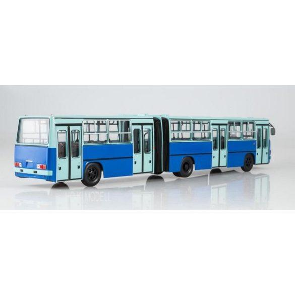 Sovetskij Avtobus SOV1038 Ikarus 280.64 Bolygóajtós Csuklós Autóbusz - Kék/Világoskék