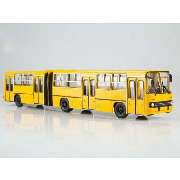Sovetskij Avtobus SOV1039 Ikarus 280.64 Bolygóajtós Csuklós Autóbusz - Sárga