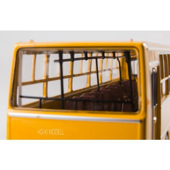 Sovetskij Avtobus SOV1043 Ikarus 260 Ráncajtós Autóbusz - Sárga