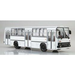 Sovetskij Avtobus SOV1046 Ikarus 260 Bolygóajtós Autóbusz - Fehér