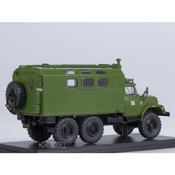 SSM1039 Military kung truck MTO-ATM (ZIL-131)