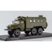 SSM 1277 Kung K-375 (URAL-375)