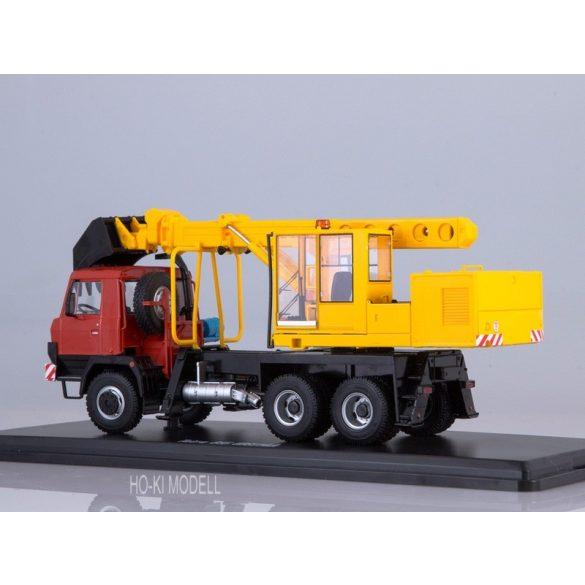 SSM 1342 Tatra 815 UDS 114A Excavator planner