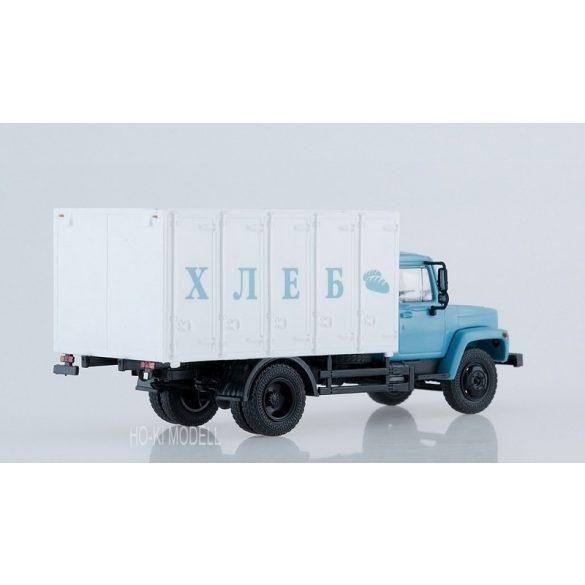 Russian Truck 1004  GAZ 3307 Dobozos Teherautó