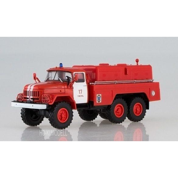 Russian Truck 1005  ZIL 131 PNS-110 Tűzoltóautó