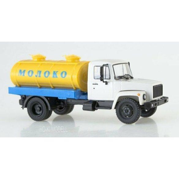 Russian Truck 1007 GAZ-3307  G6-OTA-4,2 Tejszállító Teherautó