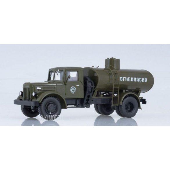 TR 1016  AC-8-200 (MAZ-200) Tartályos Teherautó