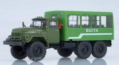 Russian Truck 1020 Zil-131 Bus-Truck Vahta 32104