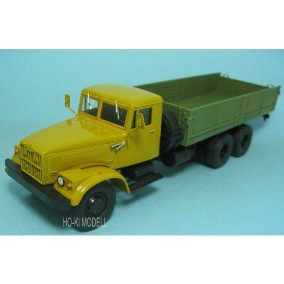 Russian Truck 1024 KrAZ-257B1 Platós Teherautó