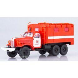 Russian Truck 1027  AR-2(ZIL-157K) Tűzoltóautó