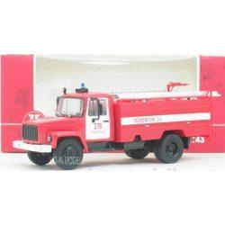 Russian Truck 1030  AC-30(GAZ-3307) Tűzoltóautó