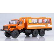 Russian Truck 1031 URAL 4322 Bus-Truck Vahta