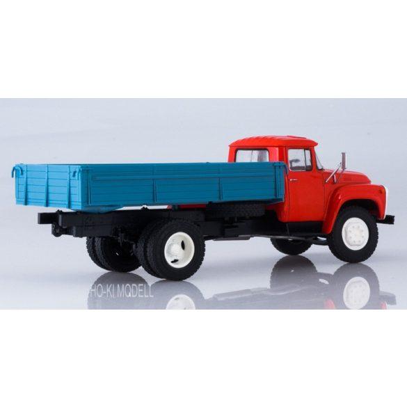Russian Truck 1037 ZIL 138 Platós Teherautó