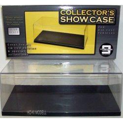 Triple 9 - Műanyag (Plexi) tároló doboz 1/18-as autókhoz