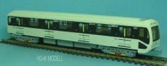 Wumm Modell Metró Vezetőkocsi 81-717.2k (Panda)