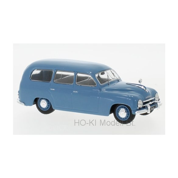Whitebox Skoda 1201 Kombi, kék, 1954